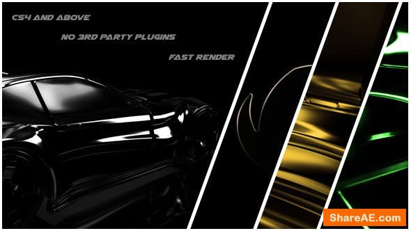 Videohive Dark Auto Reveal
