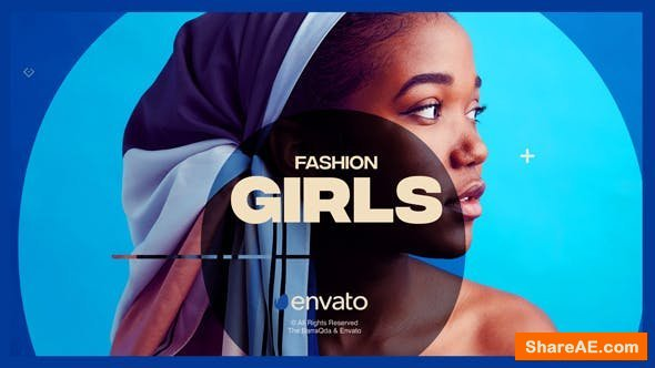 Videohive Dynamic Fashion Opener 20924316