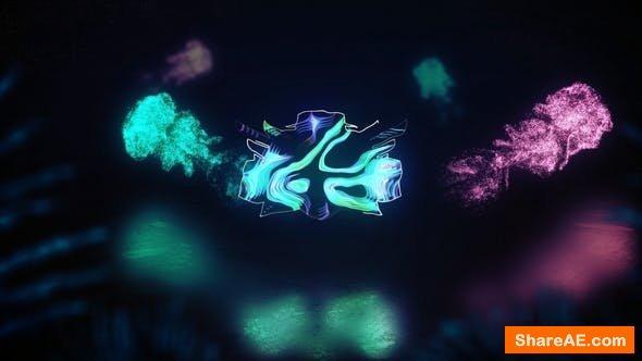 Videohive Aqua Futuristic Logo