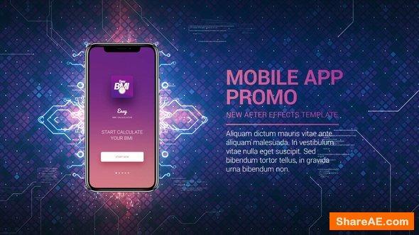 Videohive Technology App Promo