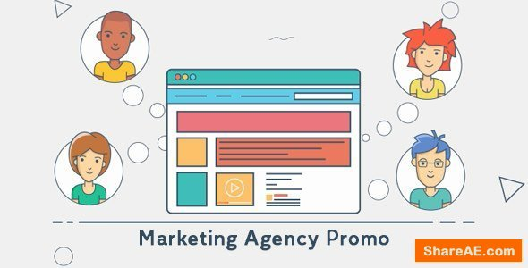 Videohive Marketing Agency Promo