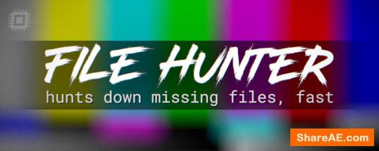 File Hunter (Aescript)