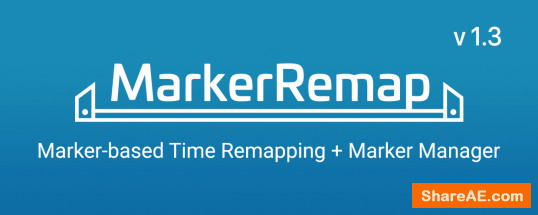 Marker Remap (Aescript)