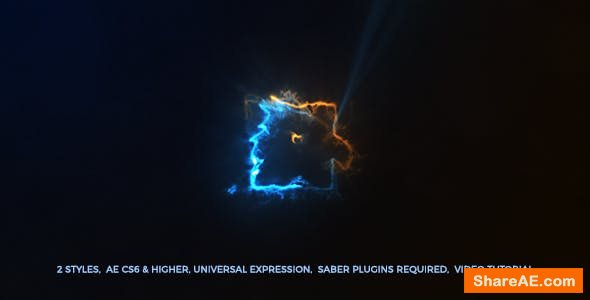 Videohive Electrical Energy Logo