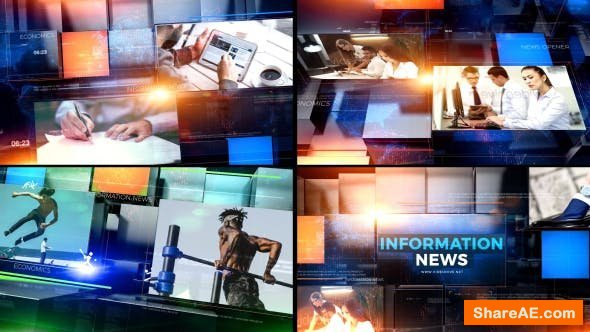 Videohive Information News 21526460