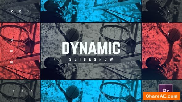 Videohive Dynamic Action Opener - PREMIERE PRO