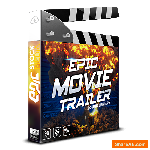 Epic Cinematic Trailer - Epic Stock Media