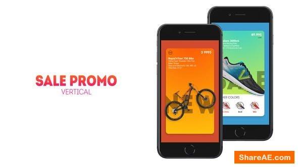 Videohive Sale Promo - Vertical