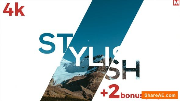Fast Dynamic Slideshow 3 in 1 - After Effects Templates (Videohive)