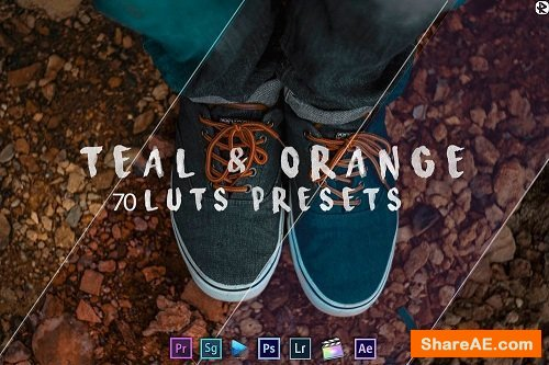 M31 & OSIRIS Cinema & Film LUTS » free after effects templates
