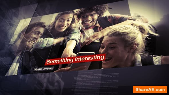Videohive Active Screen