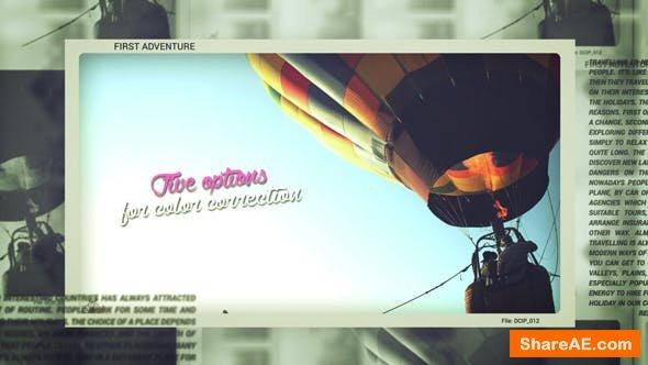 Videohive Adventure slideshow