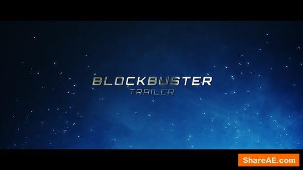 Videohive Blockbuster Trailer 23376927