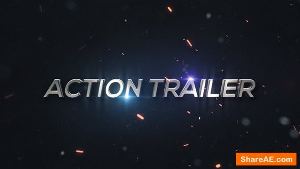 Videohive Action Trailer 21294245