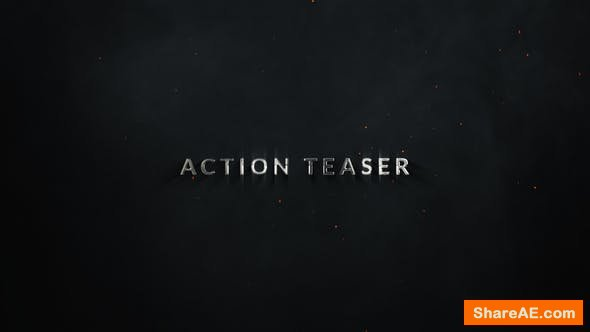 Videohive Action Teaser 22014215