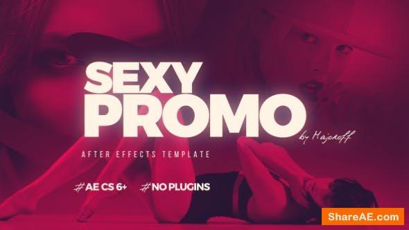 Videohive Sexy Promo