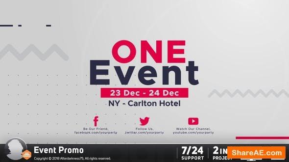 Videohive Event 21074457