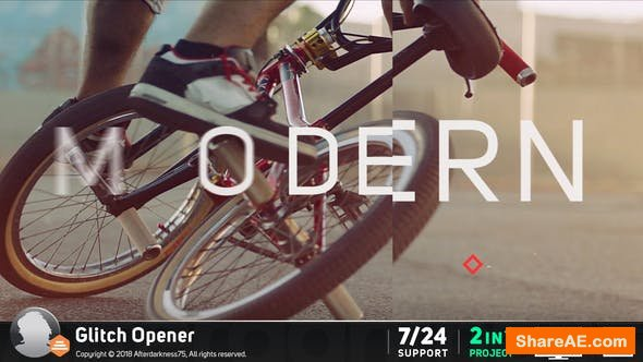 Videohive Opener 20863251