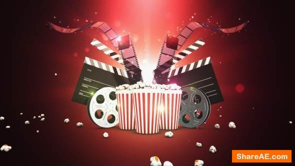 Videohive Cinema Logo Intro