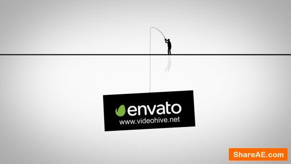 Videohive FisherMan Logo Intro