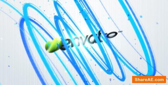 Videohive Spiral Logo Reveal 2649483