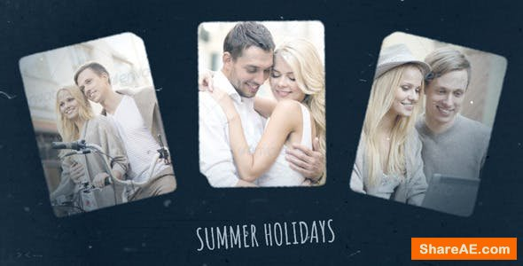 Videohive My Summer - Photo Gallery