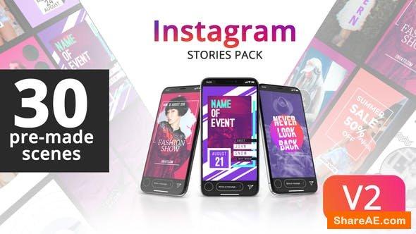 Videohive Instagram Stories v2 22089697