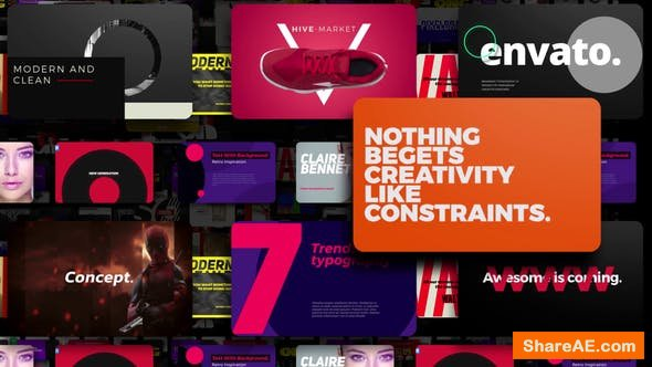 Videohive Brand Typography