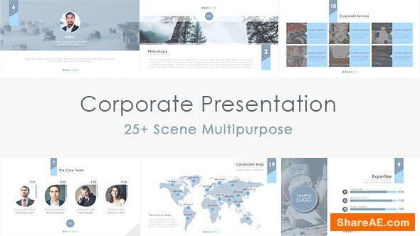Videohive Corporate Presentation 21527227