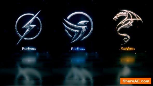 Videohive Lightning Strike Logo 23905092