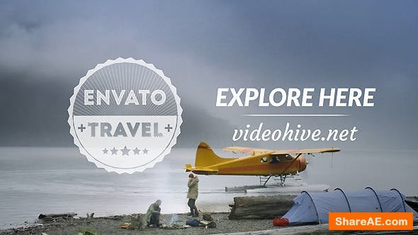 Videohive Travel Intro and Lower Third | After Effects Template
