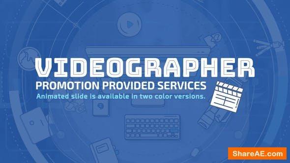 Videohive Videographer Promo