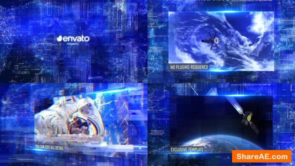 Videohive Technology Promo