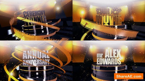 Videohive Cinematic Logo 23246893