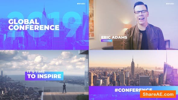 Videohive Global Conference Promo