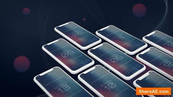 Videohive Mobile App Promo | UI Prsentation