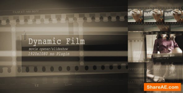 Videohive Dynamic Film