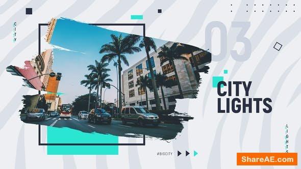 Videohive Brush Modern Promo