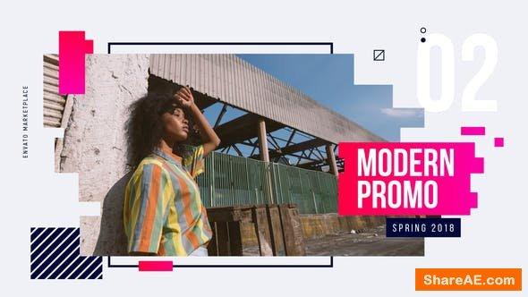 Videohive Modern Promo 21877978