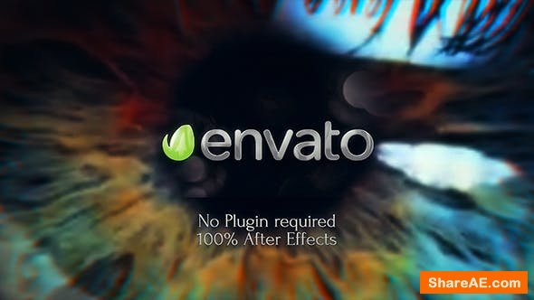 Videohive Eye Logo | After Effects Template