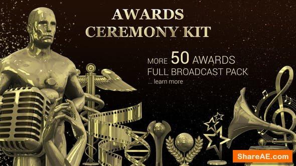 Videohive Award Ceremony Kit