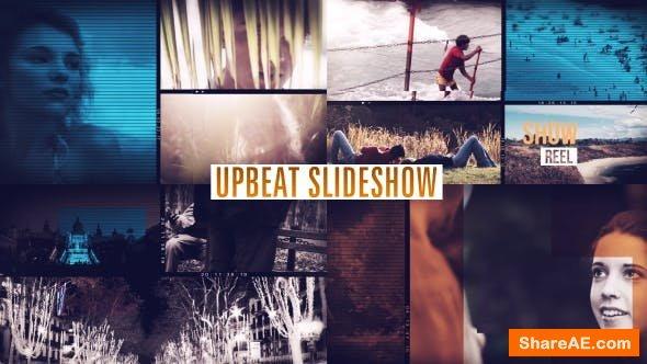 Videohive Upbeat Slideshow 17547887