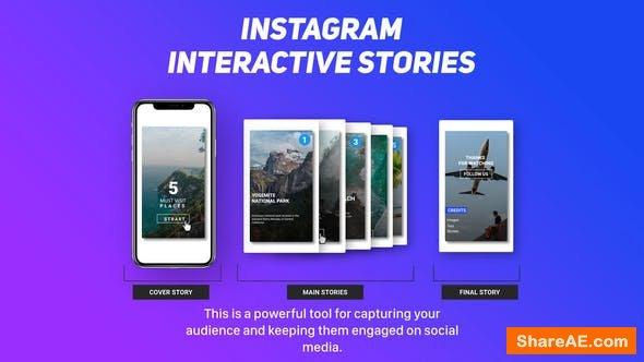 Videohive Instagram Stories 23372437