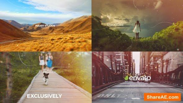 Videohive Elegant Parallax Slideshow