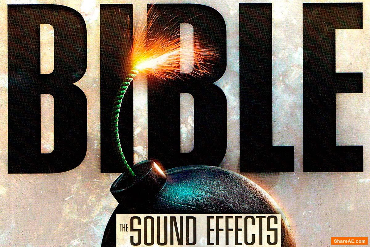 Sound Effects Bible Collection