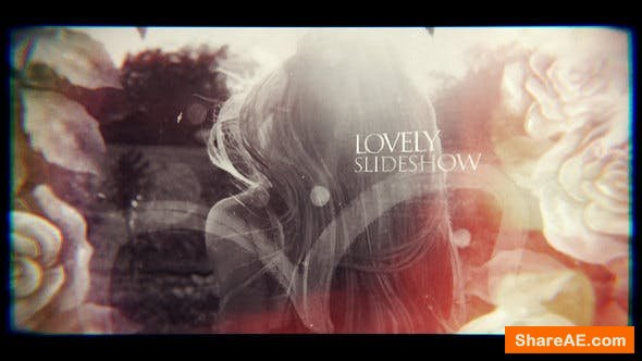 Videohive Vintage Lovely Slideshow