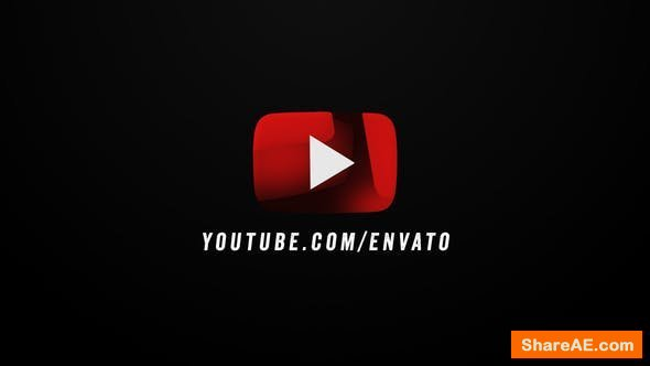 Videohive Youtube Logo 23418590