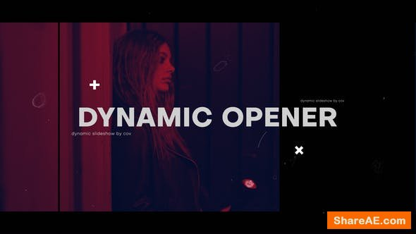 Videohive Dynamic Opener 22439248
