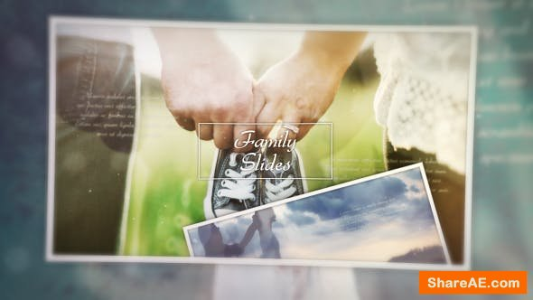 Videohive Family Slides