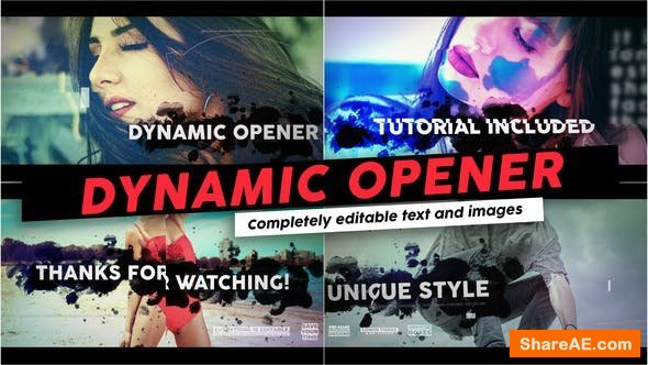 Videohive Dynamic Opener 2420194